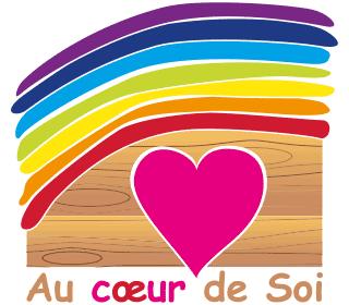 Logo vectorisation au coeur de soi fil graff