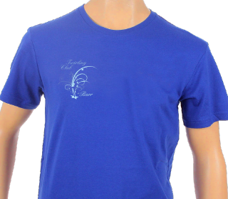 Twirling club barr t shirt personnalise devant